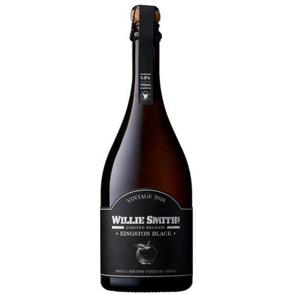 Willie Smiths 2018 Kingston Black Cider (750ml)