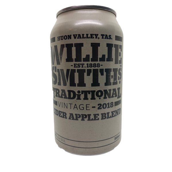 Willie Smiths Traditional Apple Cider (355ml)