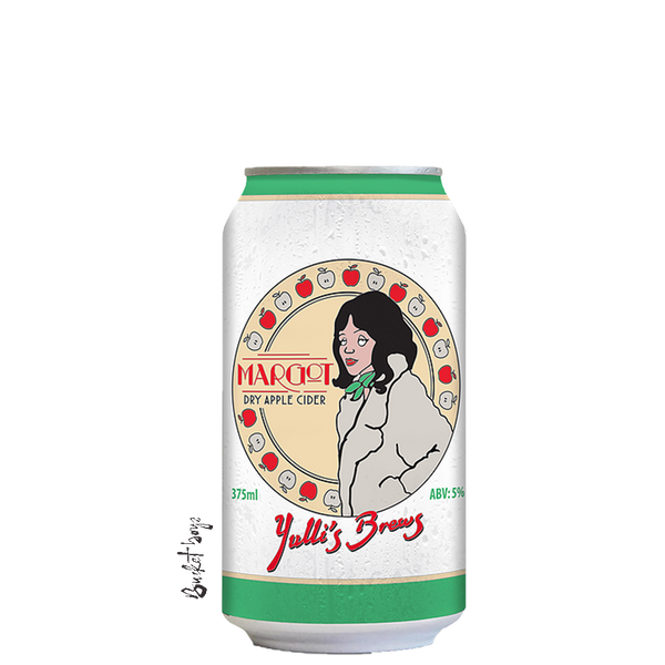 Yulli's Margot Apple Cider (375ml)