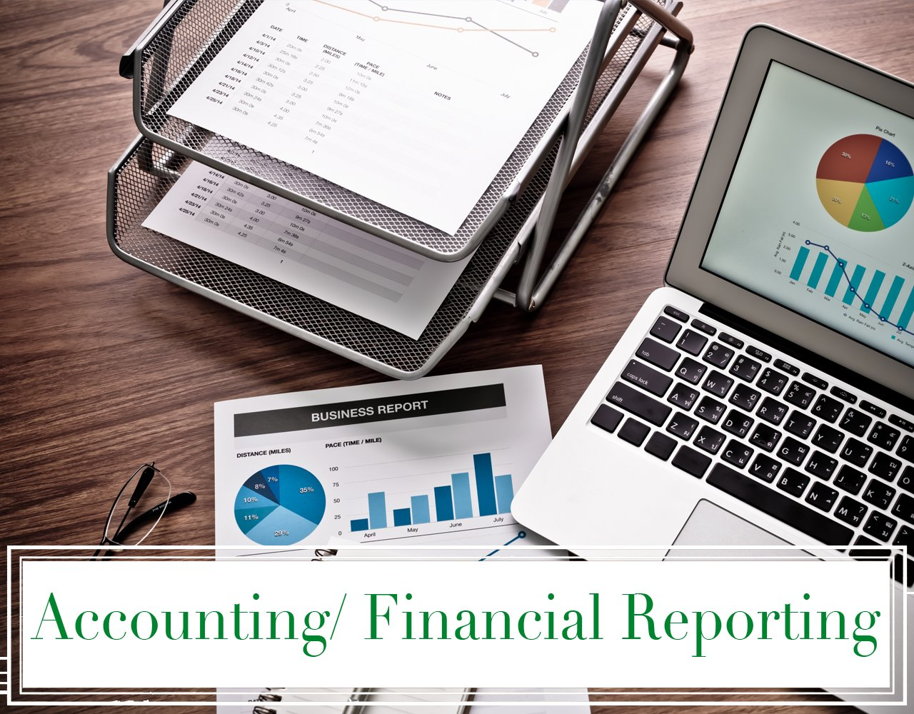 Accounting & Financial Reporting New Life