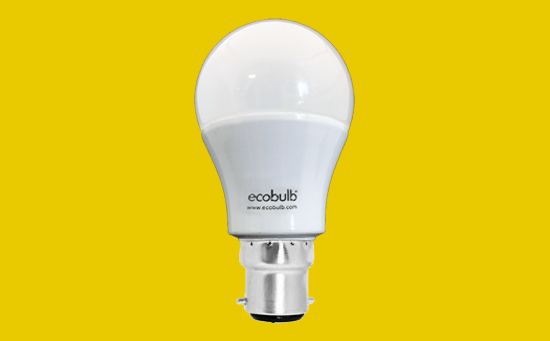 Ecobulb LED Bulb, B22 9Watt- LED - My Eco Limited - Downlight