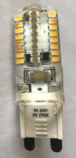 Ecopoint G9 Halogen Replacement