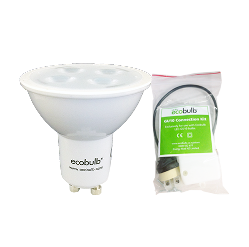 Ecobulb GU10 Conversion Kit. 5 Year Warranty