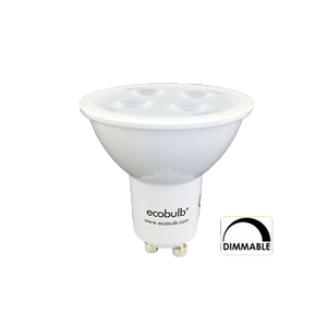 Ecobulb LED 5.5W LED GU10 Dim With 5 Year Warranty - LED - My Eco Limited