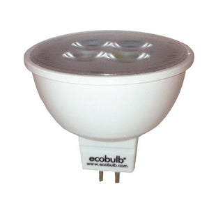 Ecobulb 5.5Watt MR16 LED Non-Dimmable Bulb, LED Downlight and recessed lighting