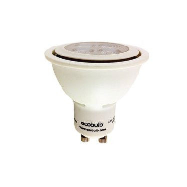 Ecobulb 5.5W GU10 LED Non-Dimmable SAVE 60%!!