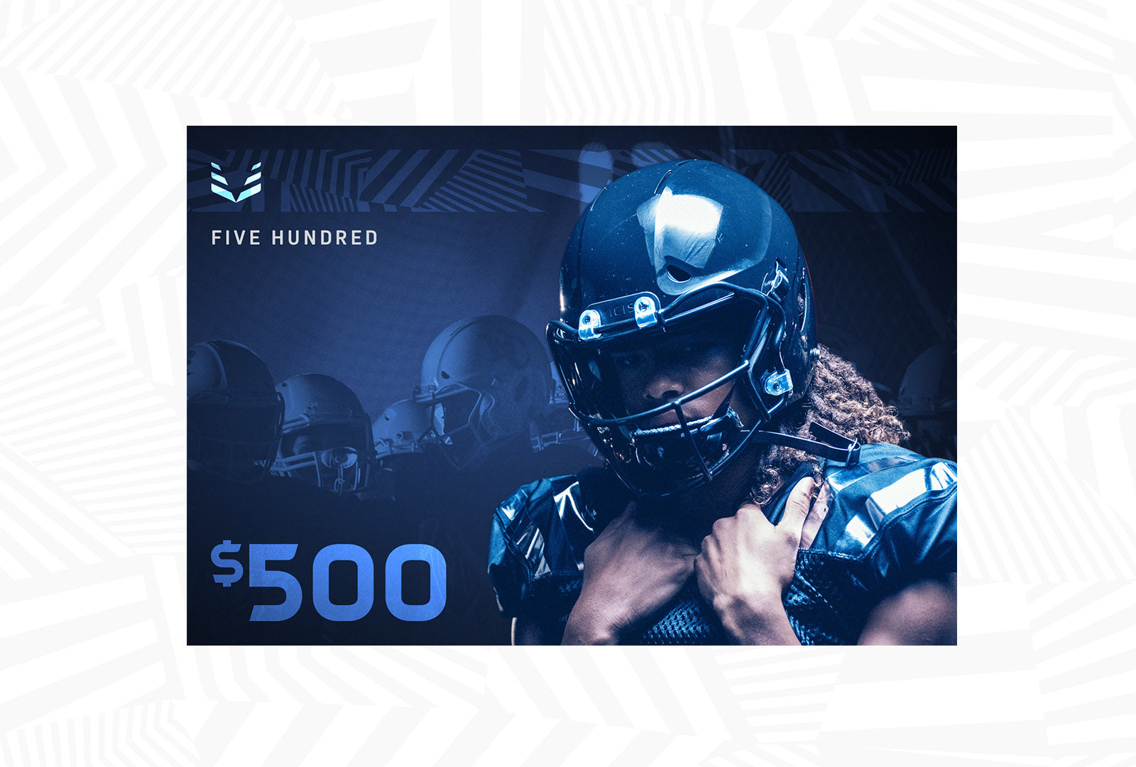 VICIS Digital Gift Card