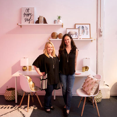 LN Spotlight: Meet the Gals of Curated Nest + Giveaway