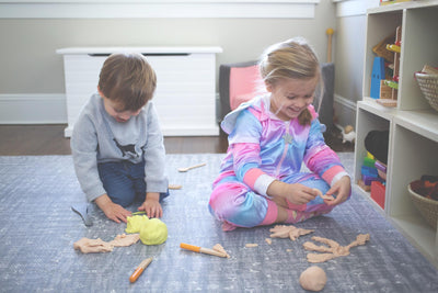 Make Your Own Playdough!