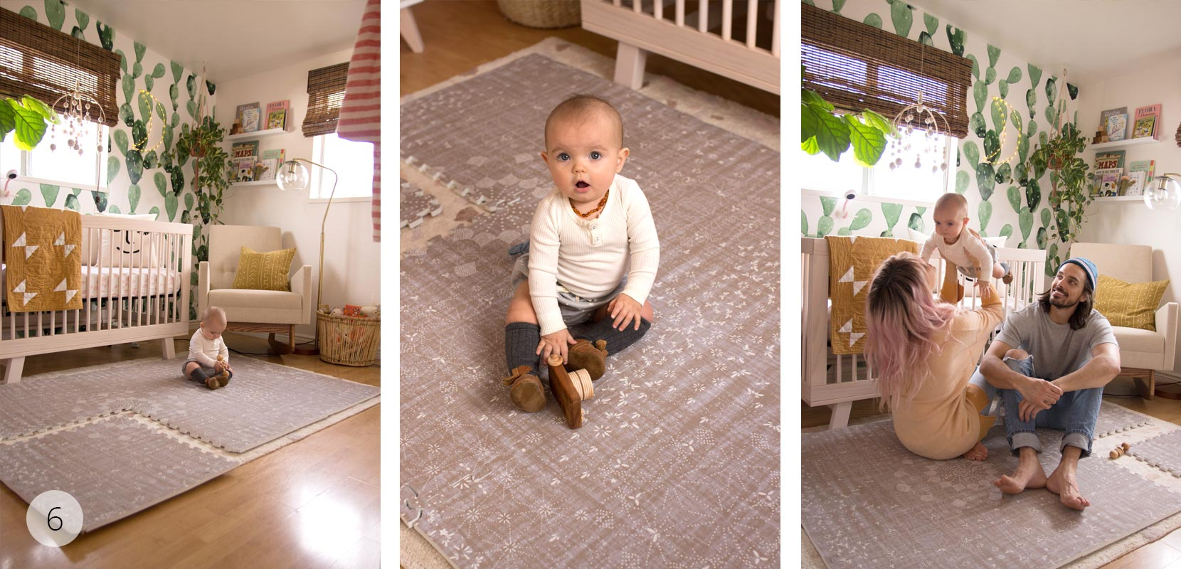 Dusk Play mat for every home