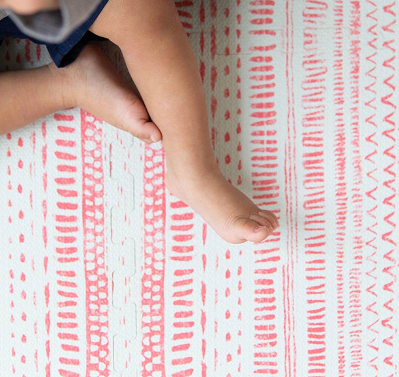 The Perfect Nursery With Little Nomad Play Mat