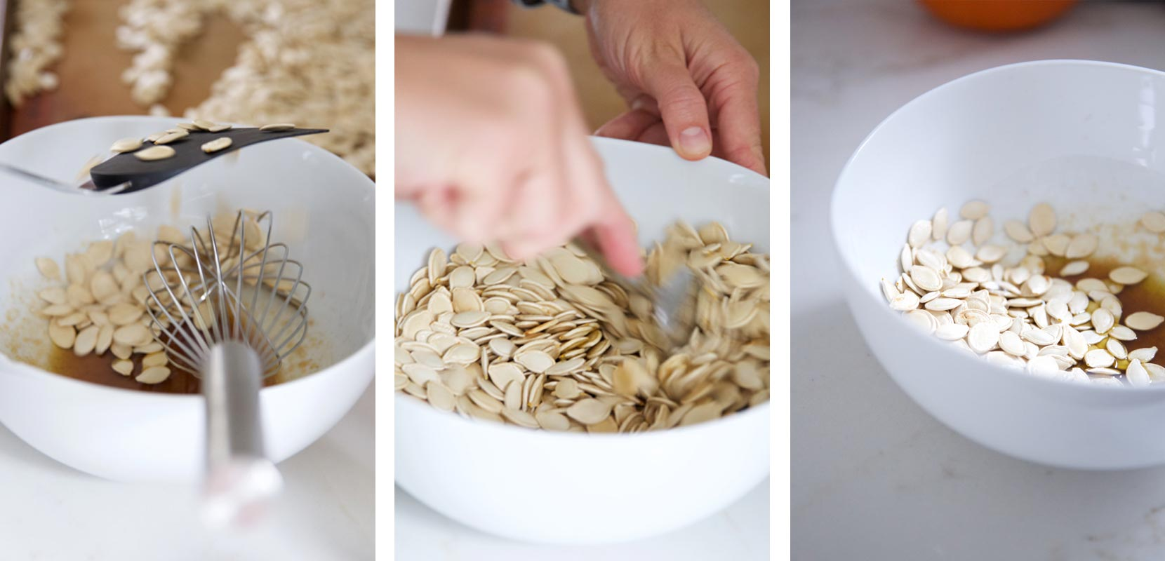 Roasted Pumpkin Seeds Ingredients