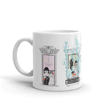 Second Floor - Mug