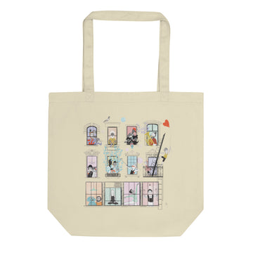 Love Opens Windows - Eco Tote