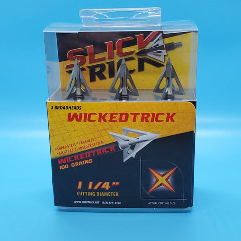 Slick Trick Wicked Trick (Stainless Steel) 100gr