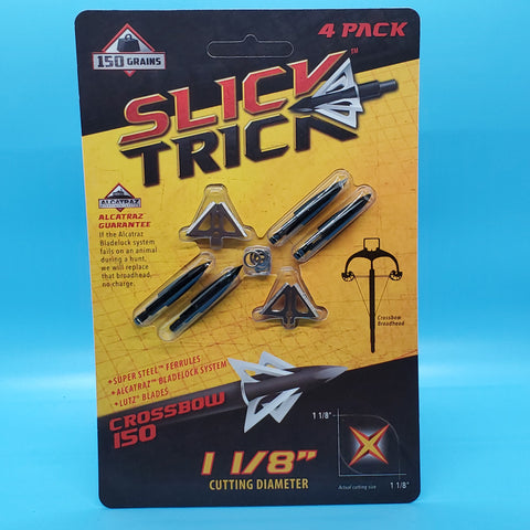 Slick Trick Xbow Crossbow 150gr
