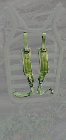 Tree Stand Shoulder Straps