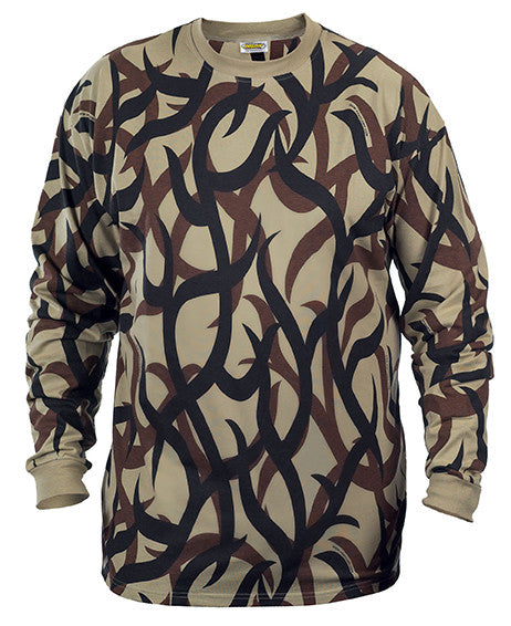 ASAT Camo Long Sleeve Shirt