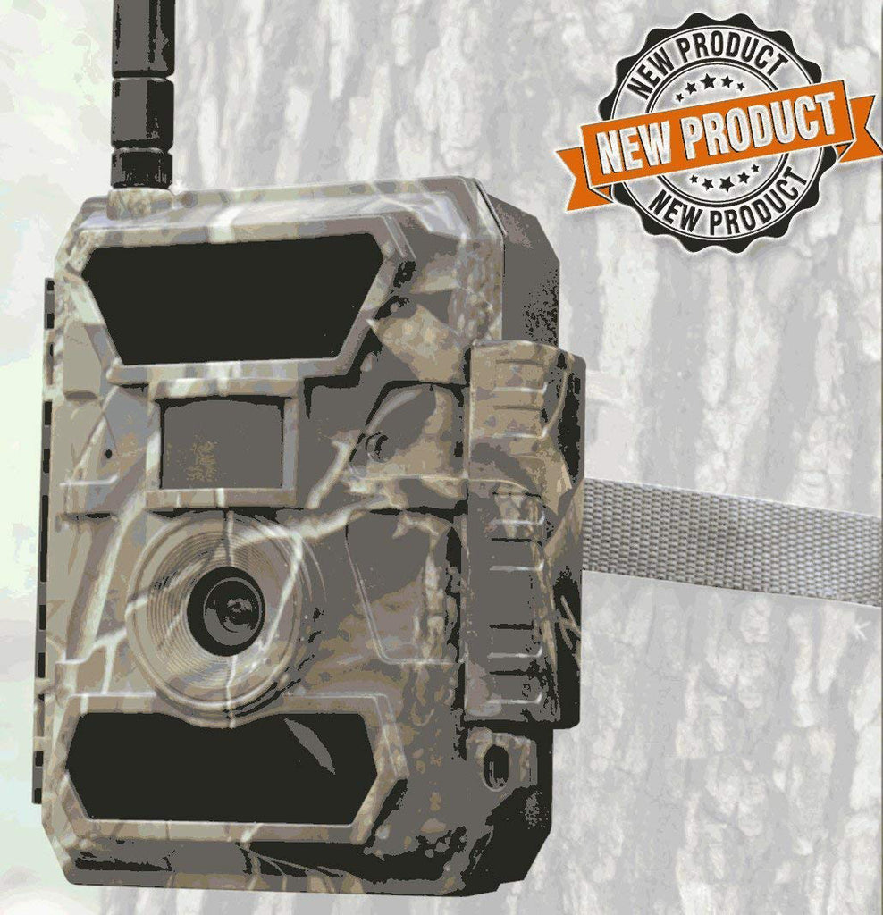 3g BigFoot Cellular Game Trail Scouting Camera