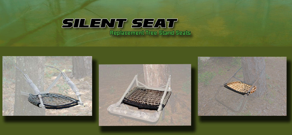 Hazmore Outdoor Products Silent Seat For Replacement Tree