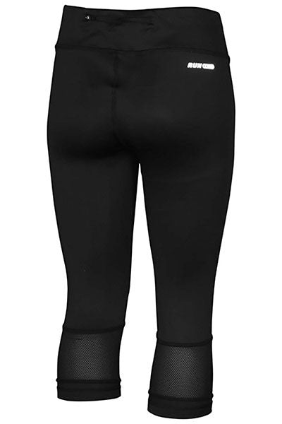 Crivit Pro Womens Performance Cropped Activewear Running Leggings ... 4ea1bb019a8