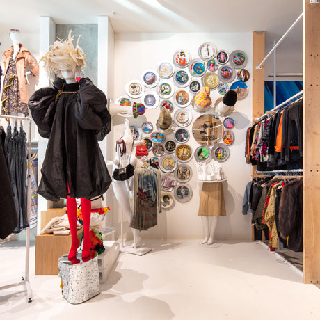 f8fddcaf44 The go-to shopping destination for rare and collectable avant-garde clothing  and accessories.