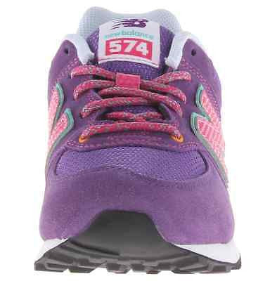New Balance KL574 Grade Lace-Up Running Shoes