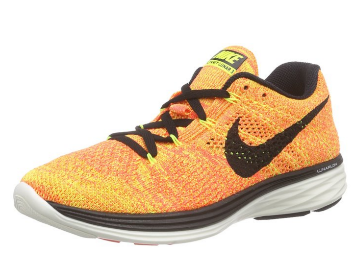 sneakers for cheap 64cdd 1b117 Nike Women's Flyknit Lunar 3 Running Shoes