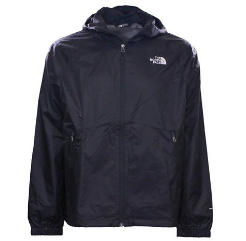 The North Face Black Boreal Rain Jacket