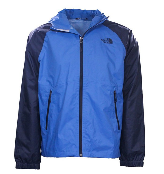 The North Face Heron Blue Boreal Rain Jacket