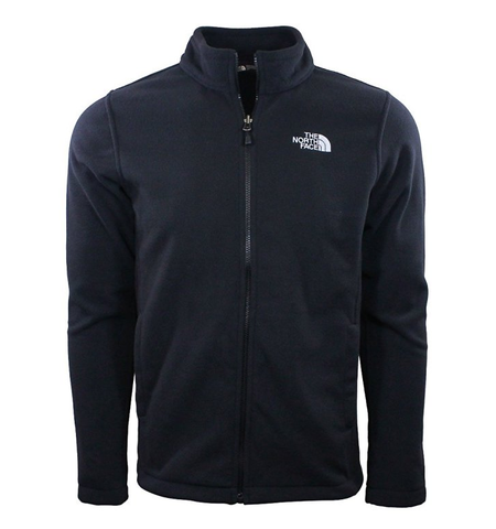 The North Face TNF Black 200 WT Tundra Full Zip Jacket