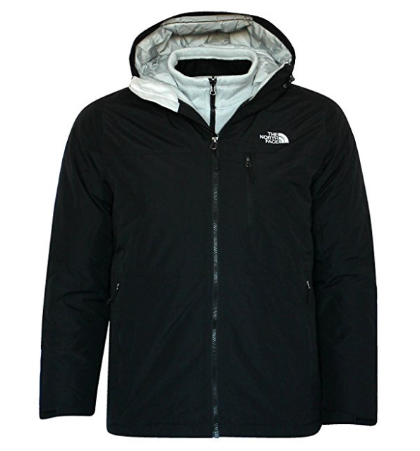 The North Face Men's GALLIO TRI Ticlimate Jacket 3 in 1 System Coat