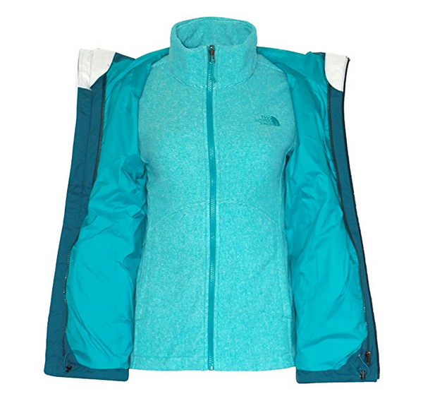 The North Face Women's SANSA Triclimate 3 in 1 system Jacket