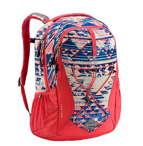 The North Face Women Jester Native Print Backpack