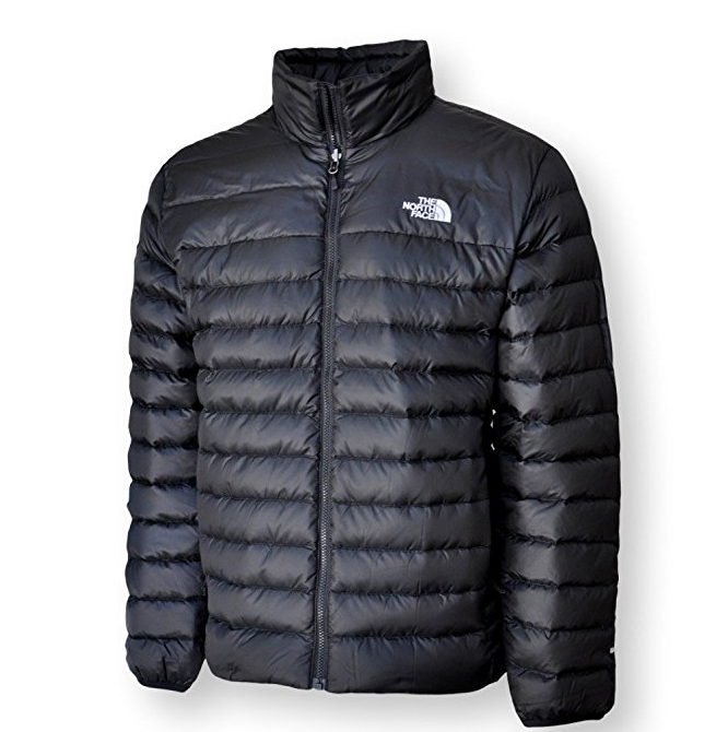 The North Face Men's Flint 550 Down Black Jacket