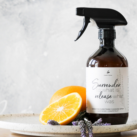 Lavender + Grapefruit Good For Everything Cleaning Spray