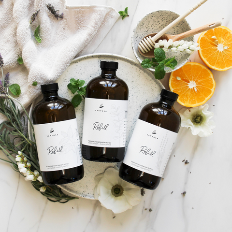 Lavender + Grapefruit Foaming Hand Wash Refill