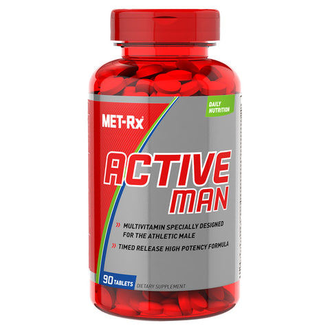 MET-Rx Active Man Daily Multivitamin