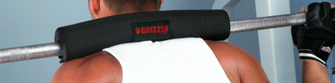 Grizzly Barbell Pad