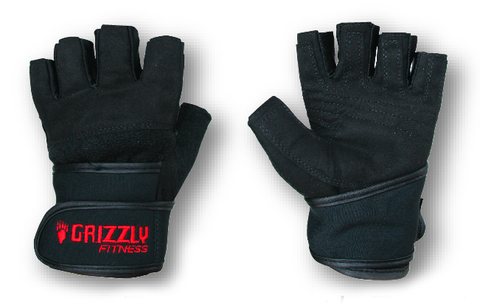 Grizzly Women's Power Paw Wrist Wrap Gloves