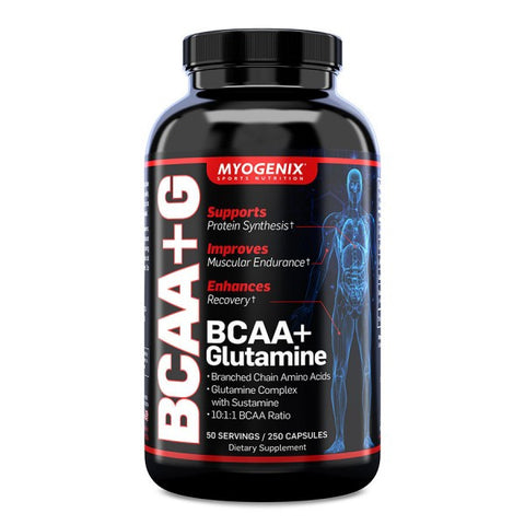Myogenix BCAA + Glutamine