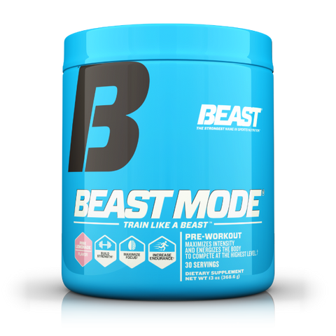 Beast Mode Pre-Workout