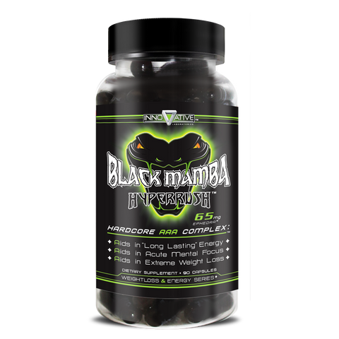 Innovative Laboratories Black Mamba HYPERRUSH