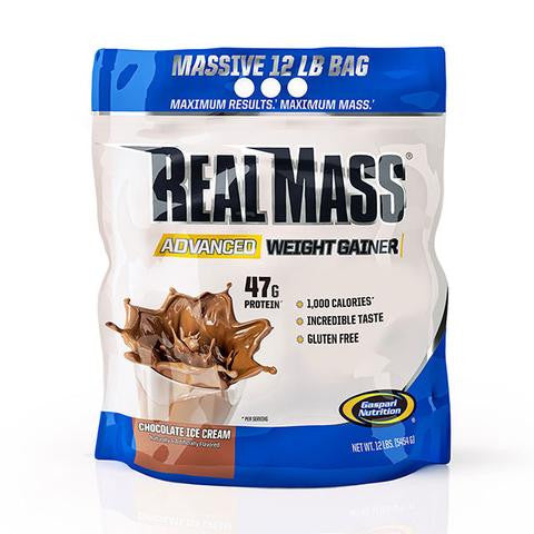 Gaspari Real Mass Advanced Weight Gainer