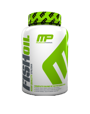 Muscle Pharm Fish Oil - Recomp Fitness and Nutrition