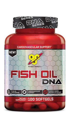 BSN Fish Oil DNA - Recomp Fitness and Nutrition