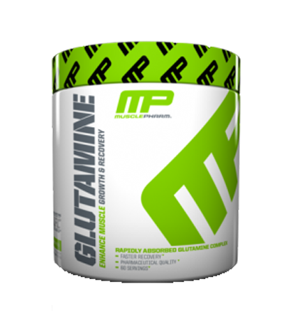 Muscle Pharm Glutamine - Recomp Fitness and Nutrition