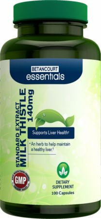 Betancourt Nutrition Essentials Milk Thistle
