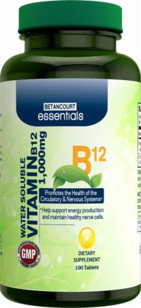 Betancourt Nutrition Essentials B12