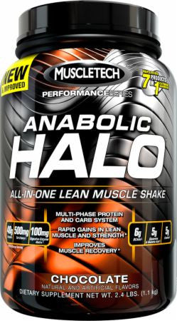 MuscleTech Anabolic Halo All-In-One